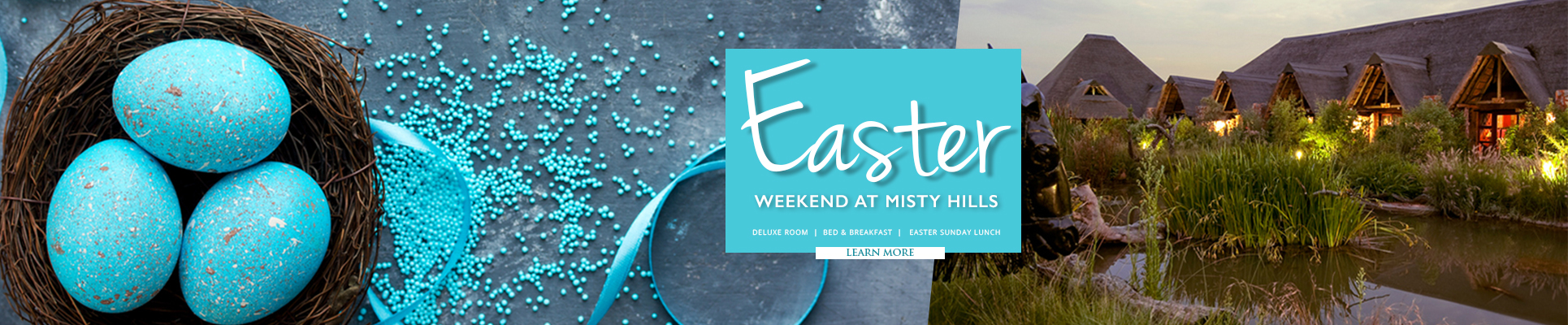 Easter weekend getaways in muldersdrift