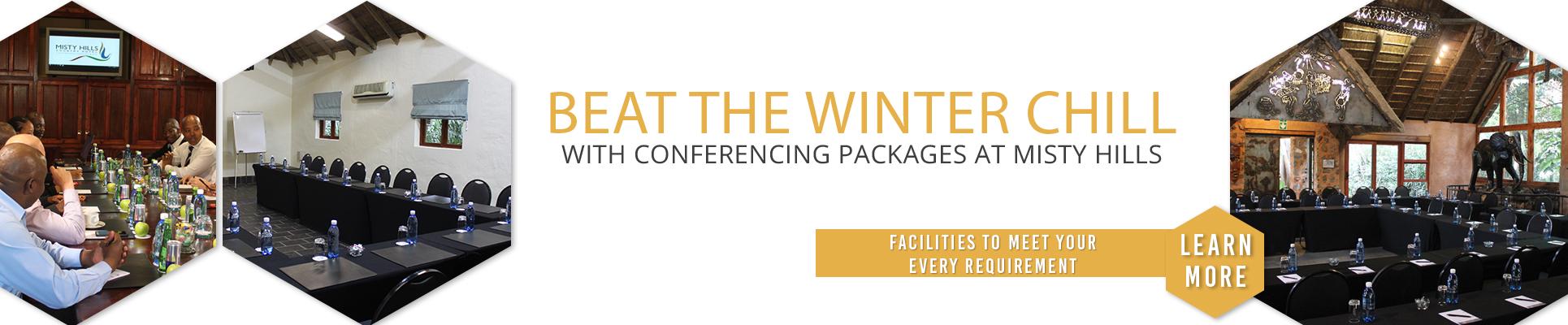 Misty Hills Winter Conference Specials in Muldersdrift Gauteng